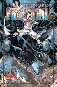Fairy Tail 30 - Klickt hier für die große Abbildung zur Rezension