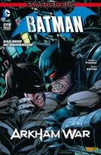 Batman Sonderband 44: Arkham War - Klickt hier für die große Abbildung zur Rezension
