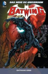 Batwing Megaband 2: Batmans Erbe - Klickt hier für die große Abbildung zur Rezension