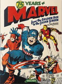 75 Years of Marvel Comics: From the Golden Age to the Silver Screen - Klickt hier für die große Abbildung zur Rezension