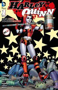 Harley Quinn 1: Kopfgeld auf Harley - Klickt hier für die große Abbildung zur Rezension