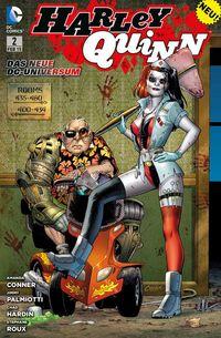 Harley Quinn 2: Harte Therapie - Klickt hier für die große Abbildung zur Rezension