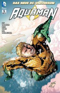 Aquaman 5: Gigantenbrut - Klickt hier für die große Abbildung zur Rezension