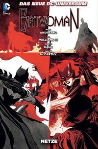 Batwoman 5: Netze - Klickt hier für die große Abbildung zur Rezension