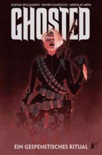 Ghosted 2: Ein gespenstisches Ritual - Klickt hier für die große Abbildung zur Rezension