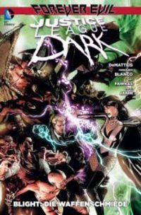 Justice League Dark 5: Blight - Die Waffenschmiede - Klickt hier für die große Abbildung zur Rezension