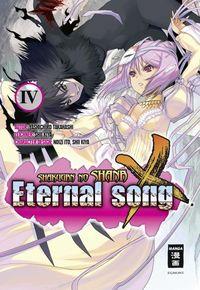 Shakugan no ShaNa X Eternal Song 4 - Klickt hier für die große Abbildung zur Rezension