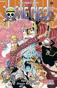 One Piece 73 - Klickt hier für die große Abbildung zur Rezension