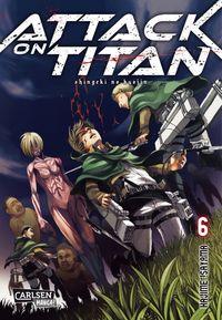 Attack on Titan 6 - Klickt hier für die große Abbildung zur Rezension