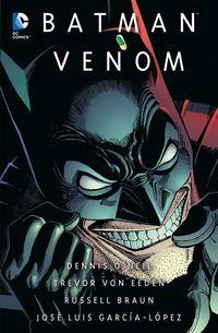Batman – Legenden des Dunklen Ritters: Venom - Klickt hier für die große Abbildung zur Rezension