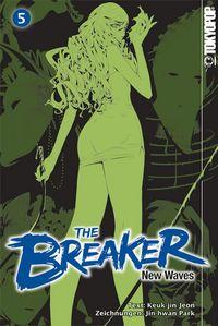 The Breaker - New Waves 5 - Klickt hier für die große Abbildung zur Rezension