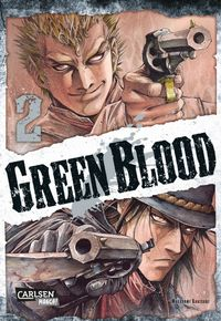 Splashcomics: Green Blood 2