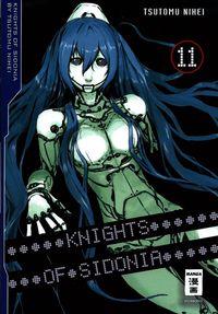 Knights of Sidonia 11 - Klickt hier für die große Abbildung zur Rezension