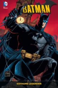Batman Megaband 1: Gothams Legenden - Klickt hier für die große Abbildung zur Rezension