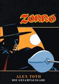 Alex Toth: Die Zorro Gesamtausgabe - Klickt hier für die große Abbildung zur Rezension
