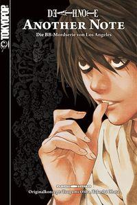 Splashcomics: Death Note Another Note (Light Novel)