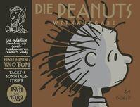 Die Peanuts-Werkausgabe, Band 16: 1981-1982 - Klickt hier für die große Abbildung zur Rezension