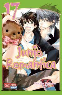 Junjo Romantica 17 - Klickt hier für die große Abbildung zur Rezension