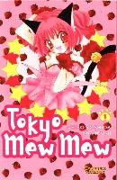 Tokyo Mew Mew 1 - Klickt hier für die große Abbildung zur Rezension