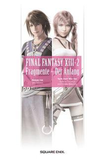 Final Fantasy XIII-2: Fragmente - Der Anfang - Klickt hier für die große Abbildung zur Rezension