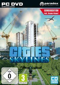 Cities: Skylines - Klickt hier für die große Abbildung zur Rezension