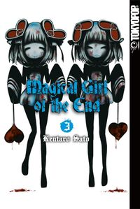 Splashcomics: Magical Girl of the End 3
