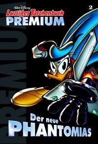 Lustiges Taschenbuch Premium 2: Der neue Phantomias - Klickt hier für die große Abbildung zur Rezension