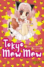 Tokyo Mew Mew 6 - Klickt hier für die große Abbildung zur Rezension