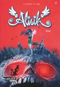 Alisik 4: Tod - Klickt hier für die große Abbildung zur Rezension