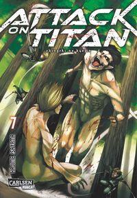 Attack on Titan 7 - Klickt hier für die große Abbildung zur Rezension