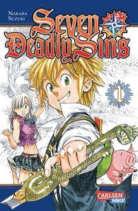 Seven Deadly Sins 1 - Klickt hier für die große Abbildung zur Rezension