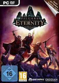 Pillars of Eternity (PC) - Klickt hier für die große Abbildung zur Rezension