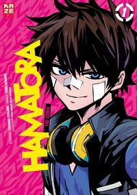 Hamatora 01 - Klickt hier für die große Abbildung zur Rezension