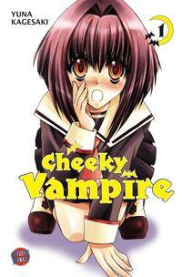 Cheeky Vampire 1 - Klickt hier für die große Abbildung zur Rezension