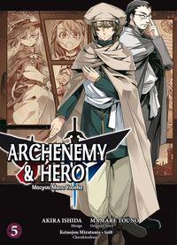 Splashcomics: Archenemy & Hero 5