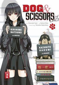 Dog & Scissors 1 - Klickt hier für die große Abbildung zur Rezension