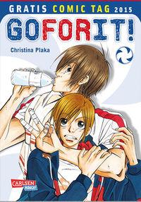 Go For it! – Gratis Comic Tag 2015 - Klickt hier für die große Abbildung zur Rezension
