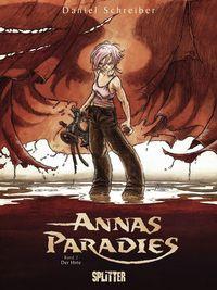 Splashcomics: Annas Paradies 2