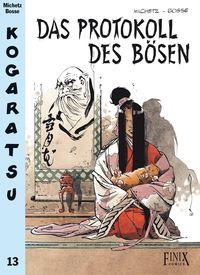 Kogaratsu 13: Das Protokoll des Bösen - Klickt hier für die große Abbildung zur Rezension