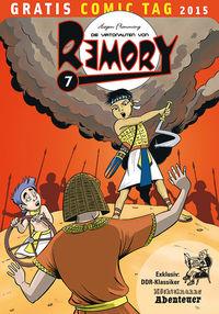 Die Virtonauten von Remory - Gratis Comic Tag 2015 - Klickt hier für die große Abbildung zur Rezension