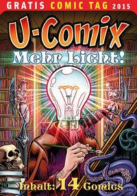 U-Comix  – Gratis Comic Tag 2015 - Klickt hier für die große Abbildung zur Rezension