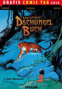 Das letzte Dschungelbuch - Gratis Comic Tag 2015 - Klickt hier für die große Abbildung zur Rezension