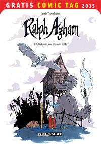 Ralph Azham- Gratis Comic Tag 2015 - Klickt hier für die große Abbildung zur Rezension