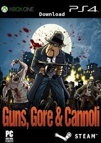 Guns, Gore & Canolli - Klickt hier für die große Abbildung zur Rezension
