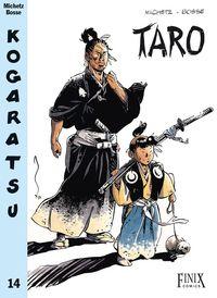 Kogaratsu 14: Taro - Klickt hier für die große Abbildung zur Rezension