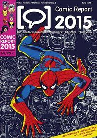 Comic Report 2015 - Klickt hier für die große Abbildung zur Rezension