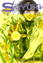 Saiyuki 4 - Klickt hier für die große Abbildung zur Rezension