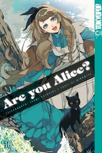 Are you Alice? 10 - Klickt hier für die große Abbildung zur Rezension