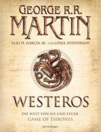 Westeros: Die Welt von Eis und Feuer - GAME OF THRONES - Klickt hier für die große Abbildung zur Rezension