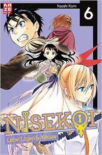 Nisekoi 6 - Klickt hier für die große Abbildung zur Rezension